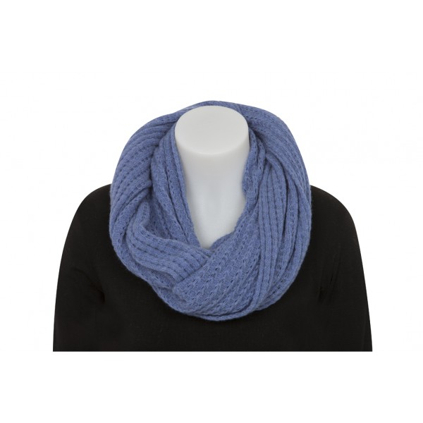 Lace Endless Scarf - Fiordland House